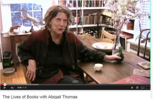 We are thrilled  Abigail Thomas is hosting these webinars