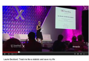 Laurie's 2013 MedX talk