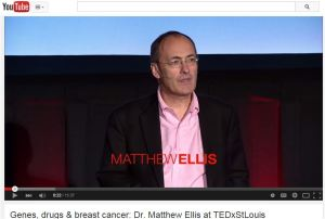 Having decoded breast cancer genomes we must now annotate this massive amount of data, says Dr. Ellis.