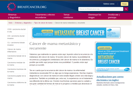 BreastCancerORg